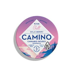 camino tin wild berry