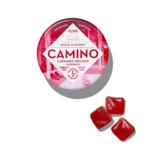 Camino Wild Cherry Gummies