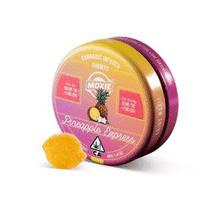 pineapple express gummies